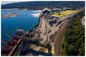 Pacific Coast Bulk Terminals